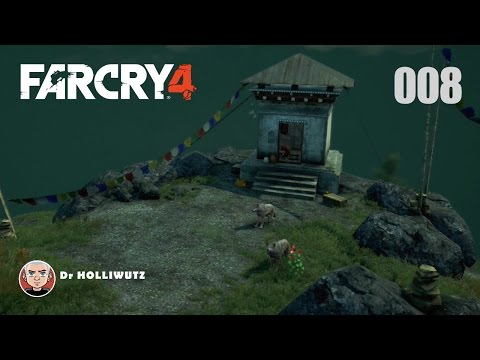 Far Cry 4 #008 - Türmchen anfliegen mit dem Gyrocopter [XBO][HD] | Let's Play Far Cry 4