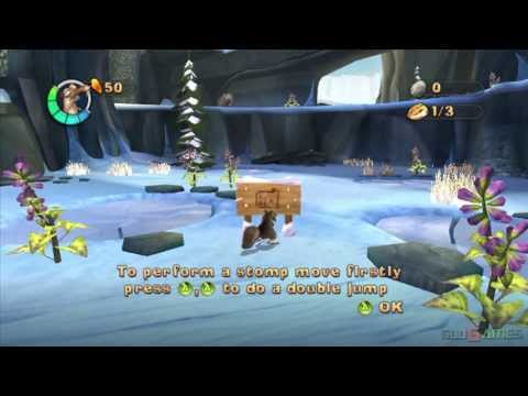 Ice Age: The Meltdown - Gameplay Xbox HD 720P
