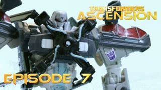 Transformers: Ascension | Season 1 | Episode 7 - 'Aria Bellum'