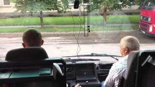 Deaf from lithuania school driver bus :)