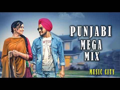 Non stop Bhangra Mashup | Punjabi DJ Remix songs | Latest Pu