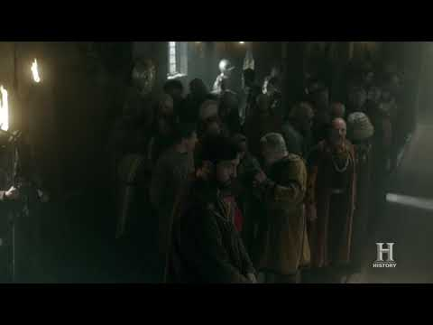 Vikings S05E09 - Alfred is selected as the New King