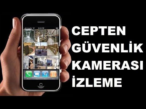 TAMAMEN KABLOSUZ KAMERA SİSTEMİ