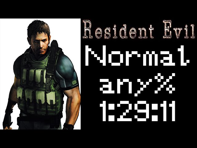 You Can Technically 'Beat' Resident Evil In One Second