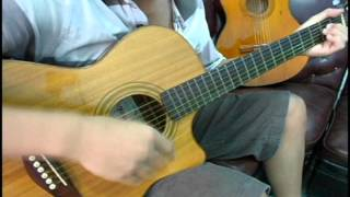Bolero Guitar - Giot le dai trang - Anhbaduy Guitar - Cà Mau