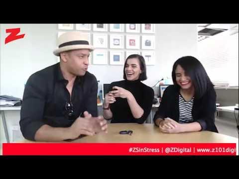Entrevista a Nashla Bogaert y Héctor Aníbal acerca de la película REINBOU.