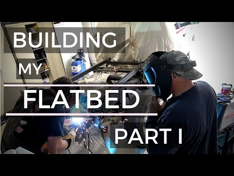 Dodge Flatbed Build - The Foundation