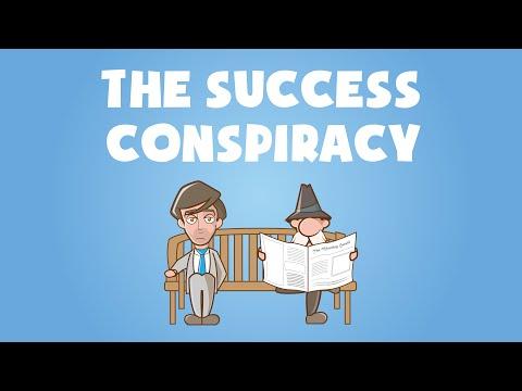 Positive psychology (Part 1) - The Success Conspiracy