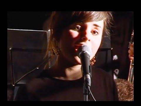 "2010--""l.o.v.e."" Sant Andreu Jazz Band ( Andrea Motis )  dirección Joan Chamorro"