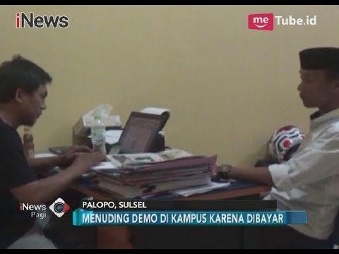 Merasa Difitnah di Status Facebook Dosen, Mahasiswa Kota Palopo Lapor ke Polisi - iNews Pagi 19/03 Mp3