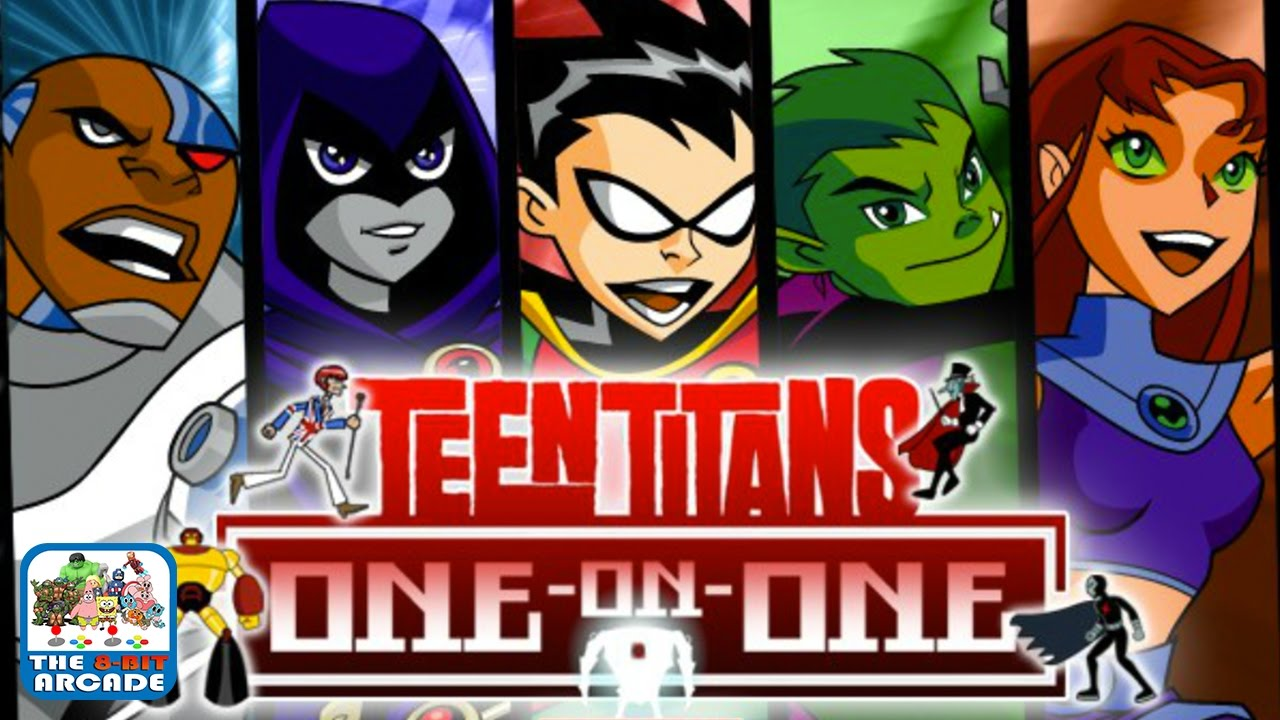 Teen Titans One On One Games 102