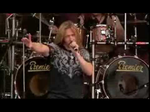 Stratovarius - Black Diamond (Live @ Wacken Open Air 2007)