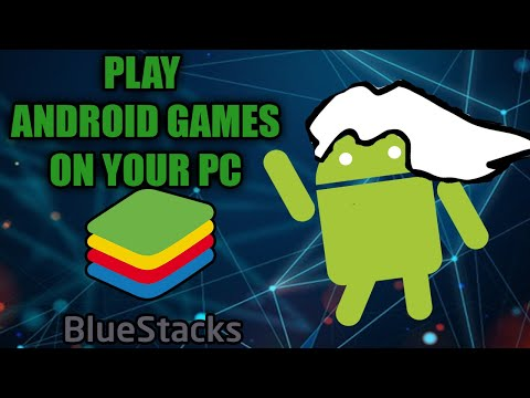 BlueStacks 4 - The Best Way To Play Mobile Games On PC!? Android Emulator