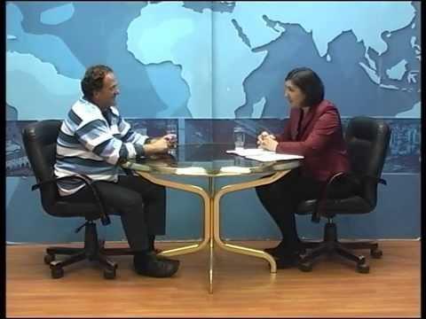 Intervju na d-r Vanco Cifliganec za tv Iris Stip