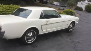 1964 1/2  Mustang For Sale