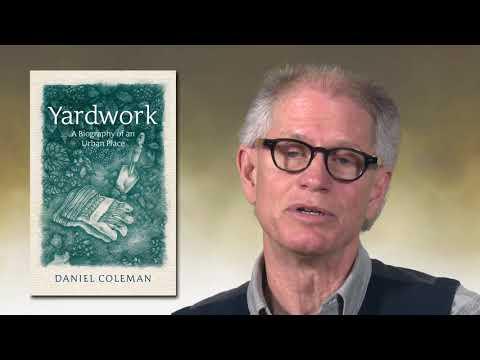 Yardwork, Daniel Coleman, 2018 RBC Taylor Prize Finalist