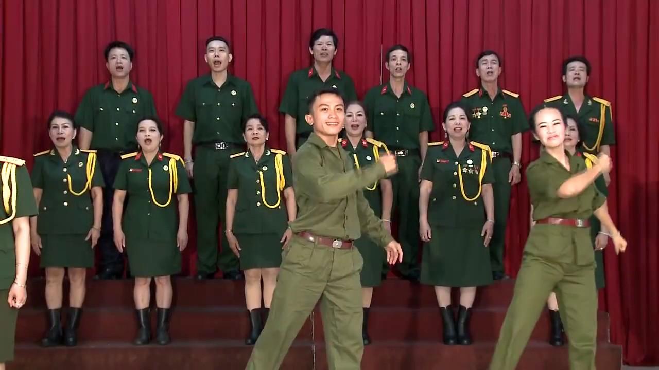 Tự hào Cựu Chiến Binh Việt Nam – Sáng tác: NS Quý Thăng – Thể hiện: CLB Mười Nhớ