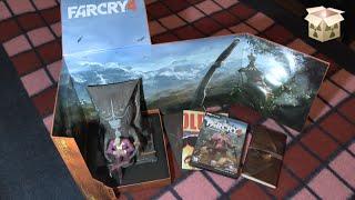 Коллекционное Издание Far Cry 4 Kyrat Edition