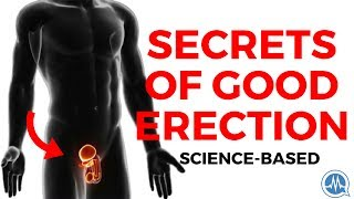 SECRETS and Science of GOOD ERECTION | ERECTILE DYSFUNCTION - Causes, Cure, Home remedies, and MORE!