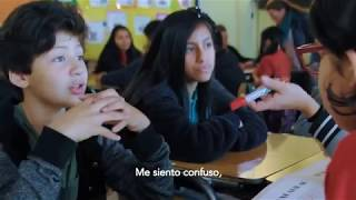 TALLER DE DIVERSIDAD SEXUAL, COLEGIO REPÚBLICA DE MÉXICO, SANTIAGO DE CHILE