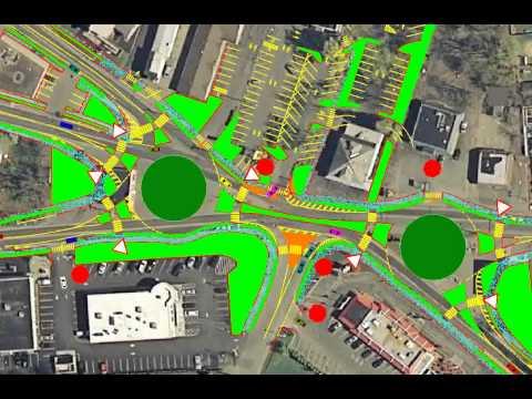 5-Corners Roundabout- Rotterdam, NY