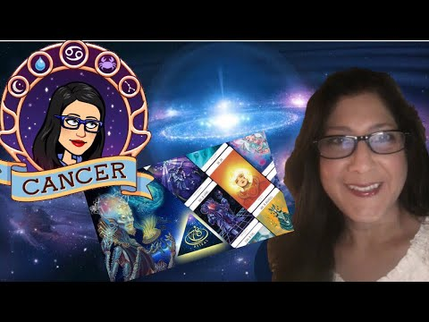 Wow, Cancer! You're Just About To Have A Big Breakthrough!  April 2018