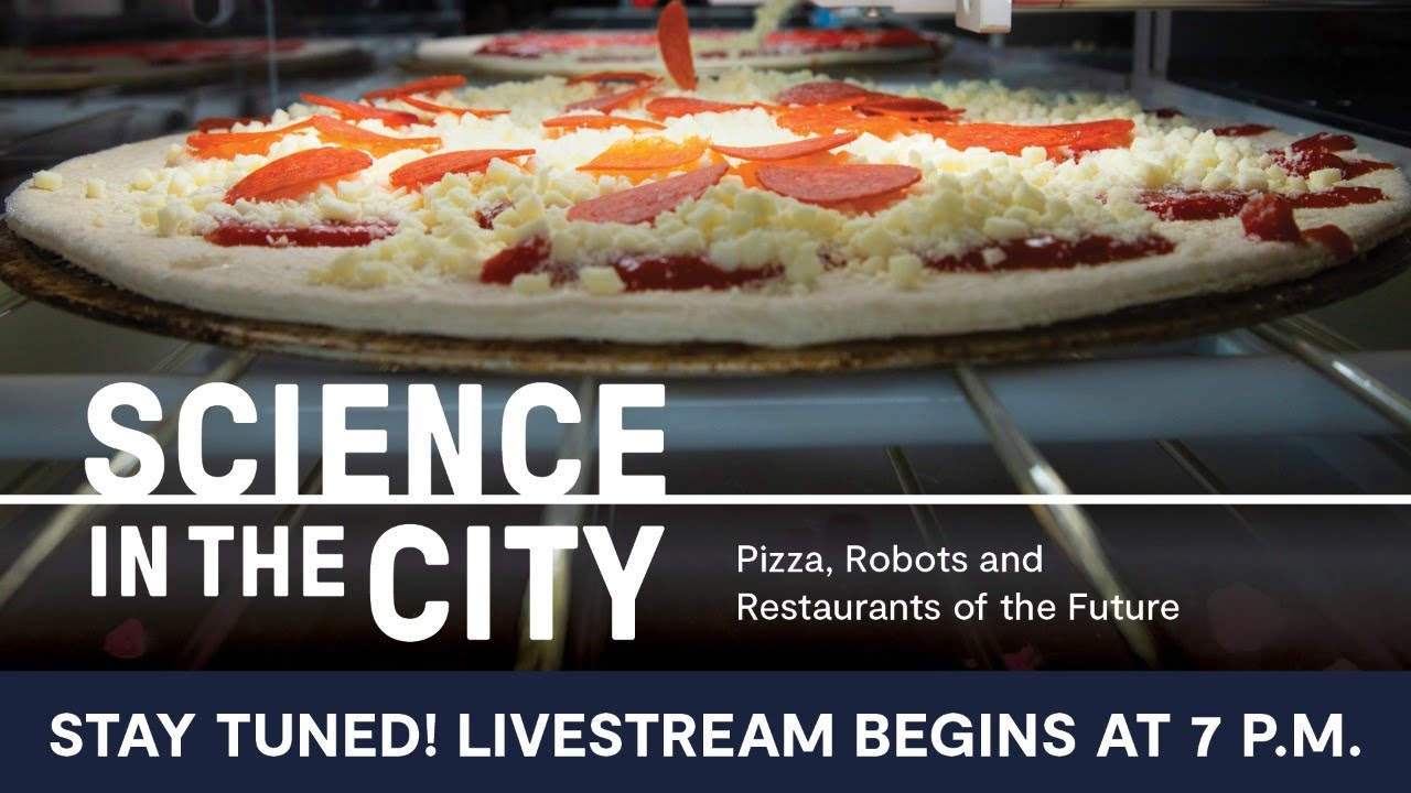 Pizza, Robots, and Restaurants of the Future