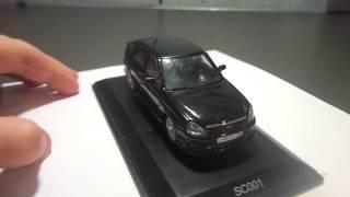 Модель LADA Priora TMS специальное издание для Scale Car.Ru 1 из 300 шт.