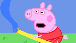 Peppa Pig Full Episodes | Outdoor Adventures with Peppa Pig! | Kids Videos