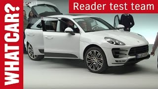 What Car? readers preview the 2014 Porsche Macan