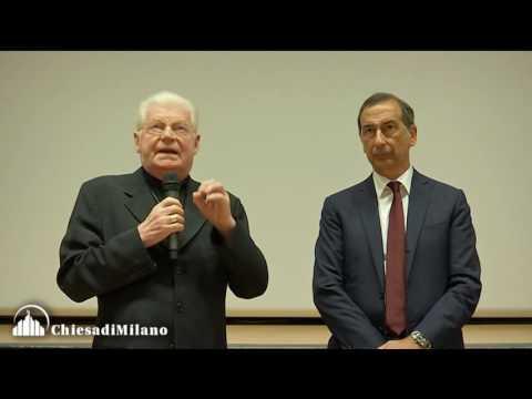 """""""Carlo Maria Martini, profeta del Novecento""""  - saluto finale del card Scola"""