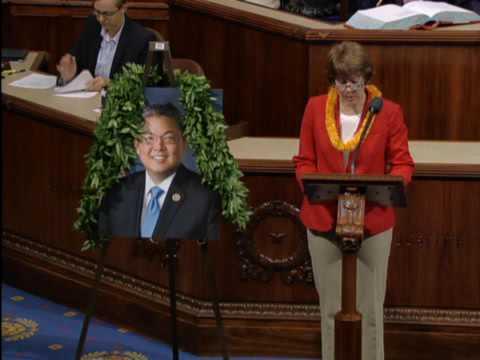 Rep. Tulsi Gabbard, Members of Congress Honor Rep. Mark Takai in Special Order [Full Video]