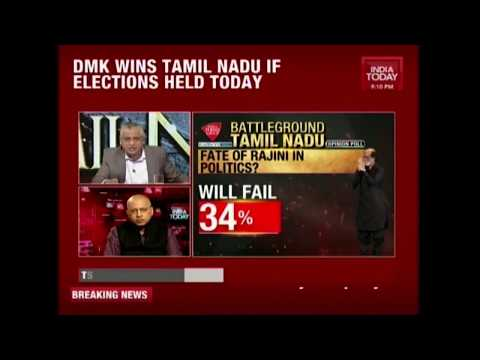 Tamil Nadu Opinion Poll 2018 : Advantage DMK, Rajinikanth Raises As Gamechanger | Part 3