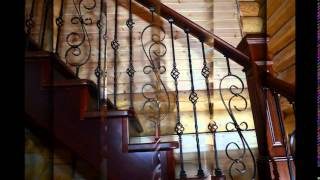 элементы лестниц из дуба(, 2014-10-13T00:30:31.000Z)
