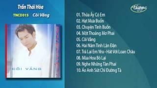 Cõi Vắng - Trần Thái Hòa