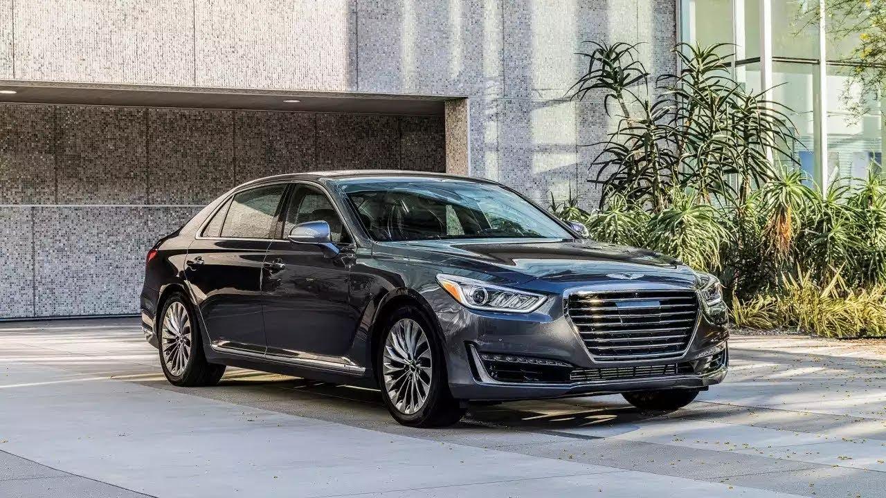 Genesis G90 2018 Car Review Youtube