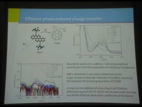 Soluble small-molecule based solar cells