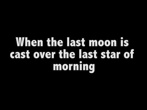 The Last Unicorn Lyrics
