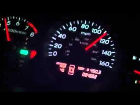 2001 Acura CL S type 65-144 mph