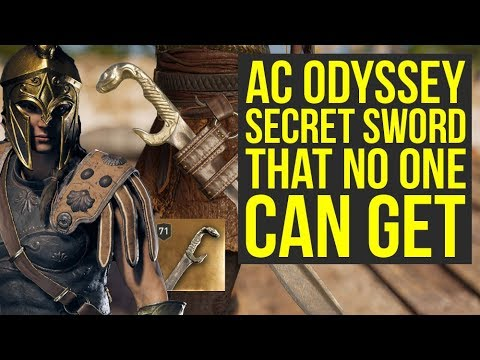 Assassin's Creed Odyssey Secret Legendary Sword That No One Can Get & More News! (AC Odyssey) thumbnail