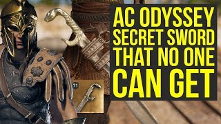 Assassin's Creed Odyssey Secret Legendary Sword That No One Can Get & More News! (AC Odyssey)