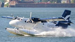 Twin Otter Seaplane Compilation