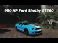 Extreme Offroad Silly Builds - 2013 Ford Shelby GT500 (Forza Horizon 3)