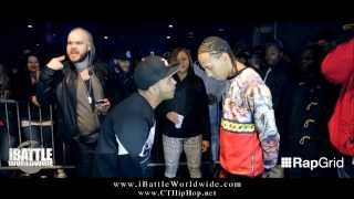iBattle Worldwide Presents: Cityy Towers Vs Presidential Dubz