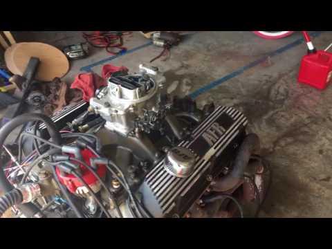 351w Voodoo Cam AFR Heads Open Headers
