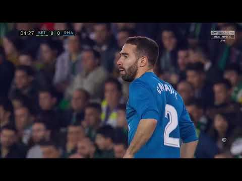 Betis vs. Real Madrid (18/02/2018) LA LIGA  - HD Full Match