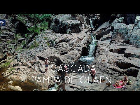 Cascada Olaen Córdoba