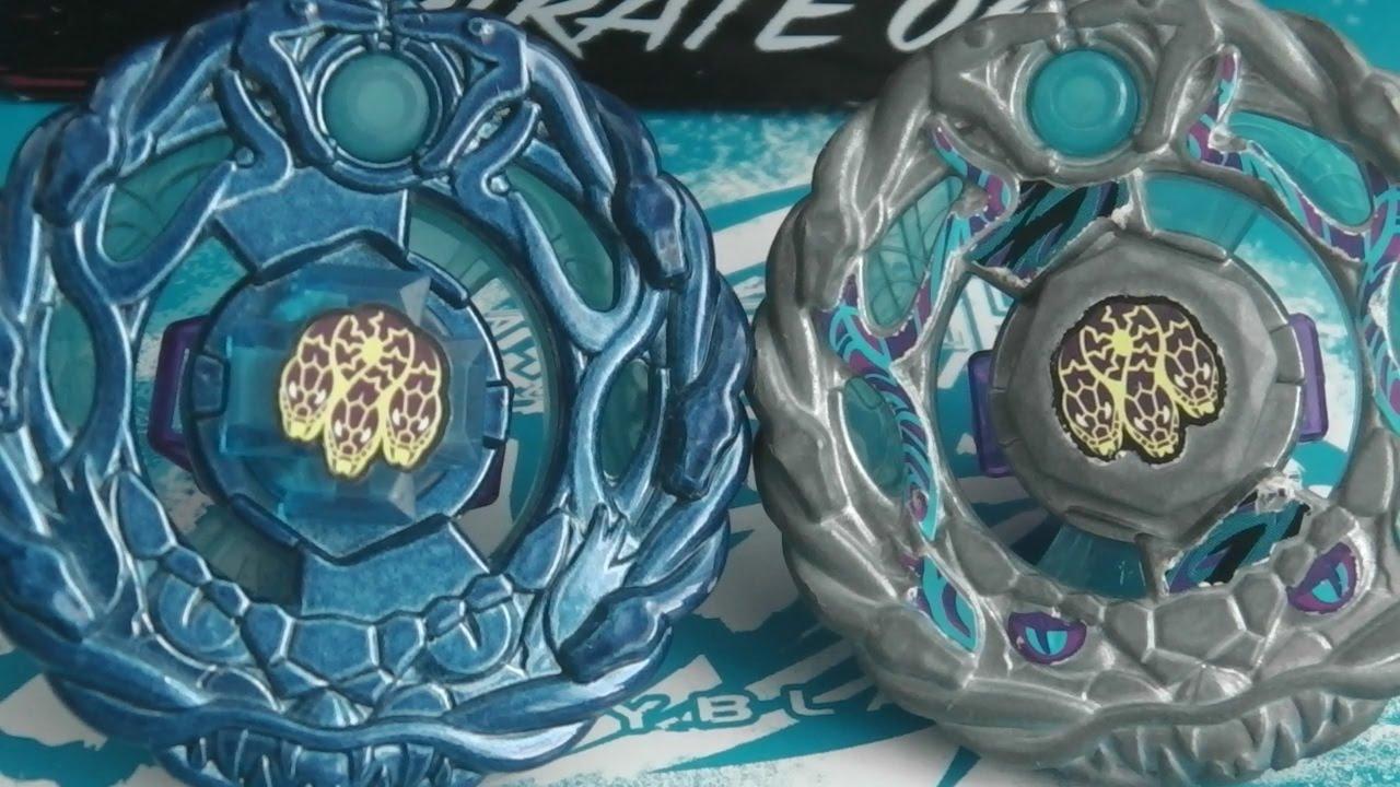 beyblade review hasbro pirate orochi versus takara tomy