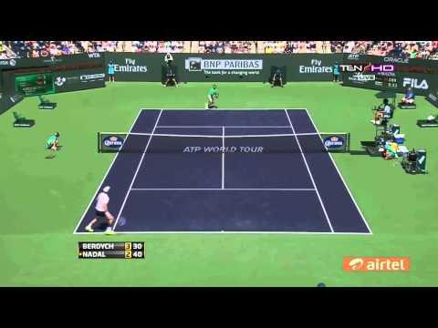 Rafa's Return to Hard Courts [BNP Paribas Open 2013]