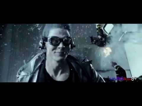 David Guetta - Rise Feat. Skylar Grey (X-Men Tribute)